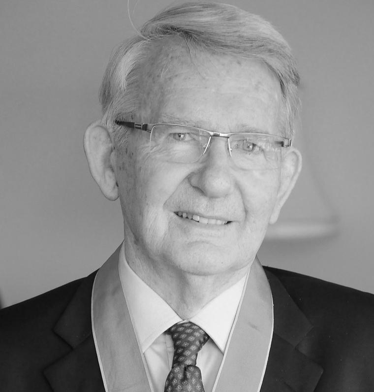Pierre Horsfall CBE