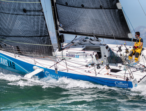 Sharp's first Figaro 3 race of the season starts tomorrow