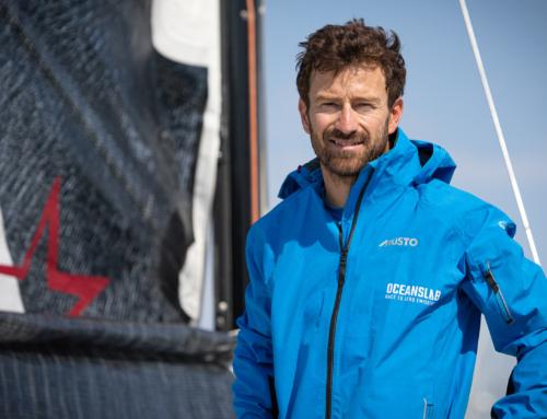 Phil Sharp enters La Solitaire du Figaro race