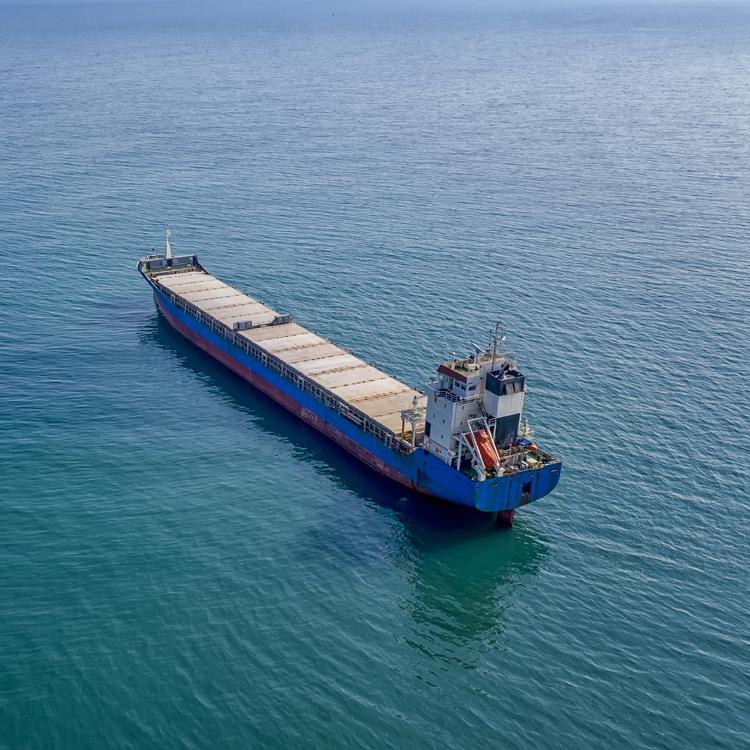 Maritime air pollution