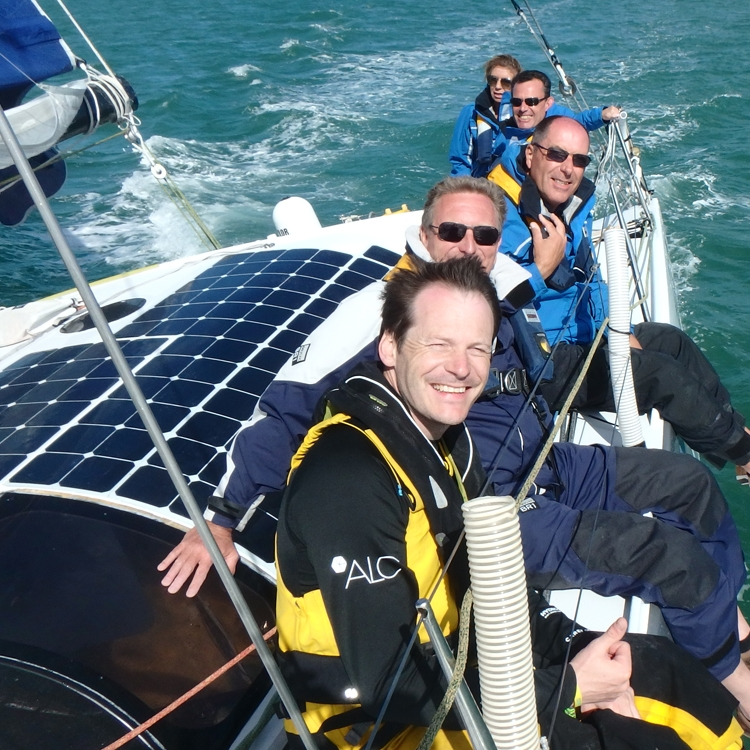 OceansLab Corporate Sailing